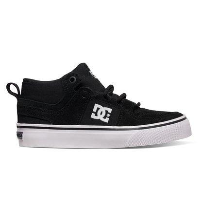 Lynx Vulc Mid – Middelhoge Schoenen voor Jongens – Black – DC Shoes zwart
