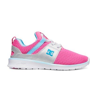 Heathrow - Lage Schoenen voor Kids - Pink - DC Shoes roze