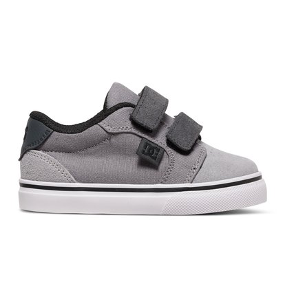 Anvil V - Low-Top Shoes for Kids - Gray - DC Shoes Overige kleuren