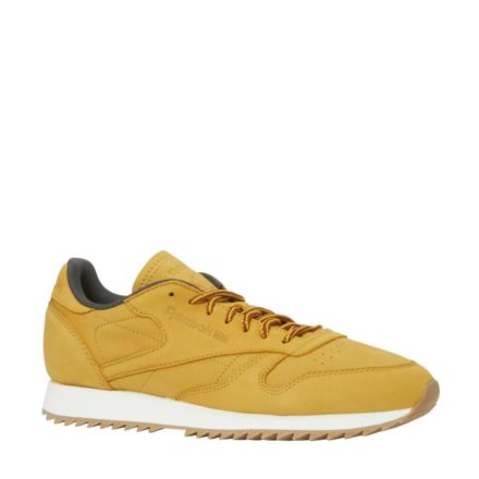 Reebok CL Leather Ripple sneakers (bruin)
