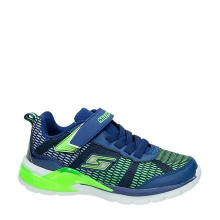 Skechers Slights sneakers met lichtjes jongens (blauw)