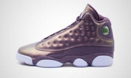 """Air Jordan XIII Retro """"Dark Raisin"""" GS Sneaker"""