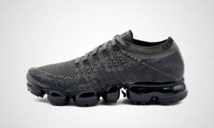"Nike WMNS Air VaporMax Flyknit ""Midnight Fog"" Sneaker"