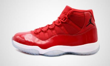"Nike Air Jordan XI Retro ""Win Like 96"" Sneaker"