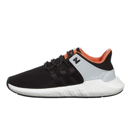 adidas EQT Support 93/17 (zwart/wit)
