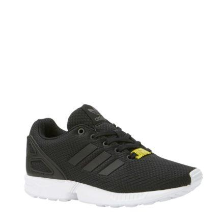 adidas originals ZX Flux C sneakers jongens (zwart)