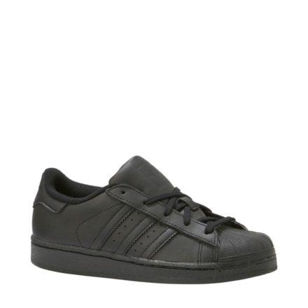 adidas originals Superstar Foundation CF I sneakers kids (zwart)