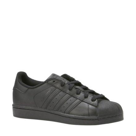 adidas originals sneakers Superstar Foundation J kids (zwart)