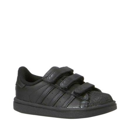 adidas originals Superstar CF I sneakers kids (zwart)
