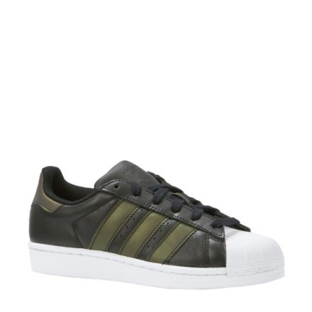 adidas originals Superstar J sneakers kids (zwart)