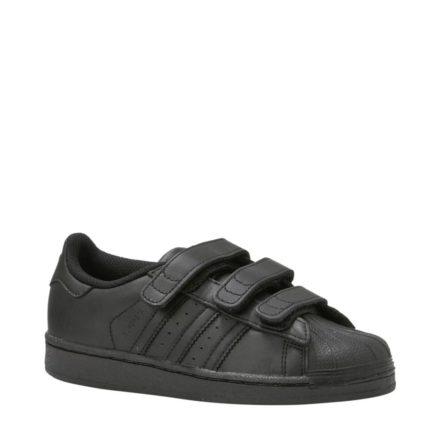 adidas originals sneakers Superstar Foundation CF C kids (zwart)