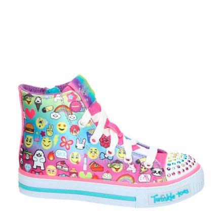 Skechers sneakers meisjes (roze)