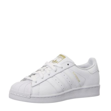 adidas originals sneakers Superstar Foundation J kids (wit)