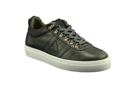 Le Coq Sportif Hiking Lux Leather (Donkergroen)