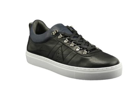 Le Coq Sportif Hiking Lux Leather (Black)
