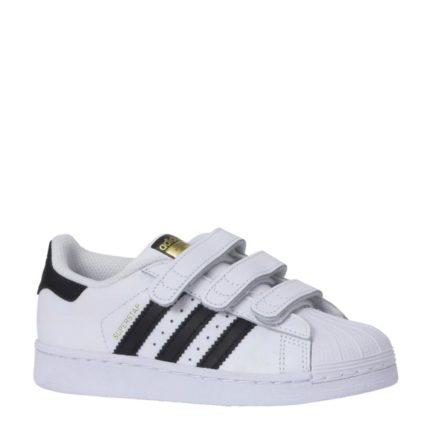 adidas originals sneakers Superstar Foundation C kids (wit)