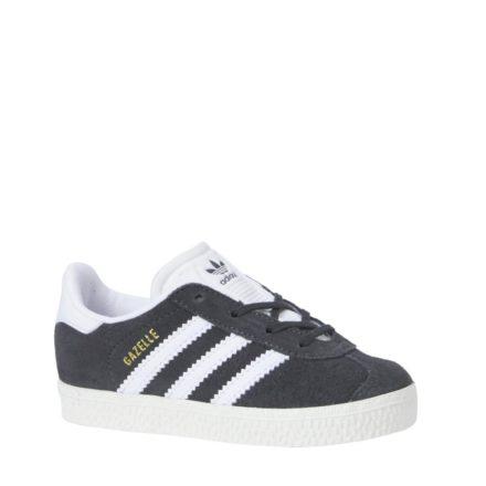 adidas originals Gazelle I sneakers jongens (grijs)