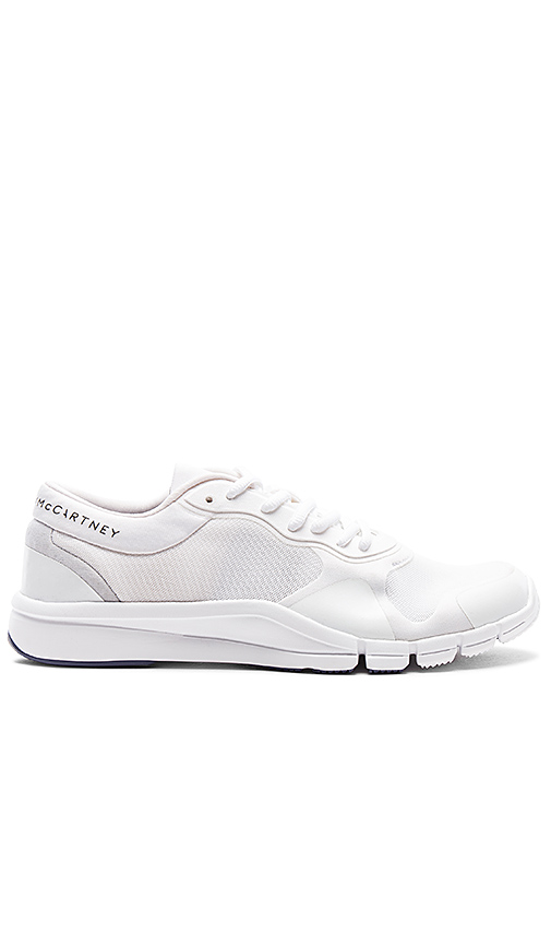 adidas by Stella McCartney Adipure Sneaker in White. - size 5.5 (also in 6