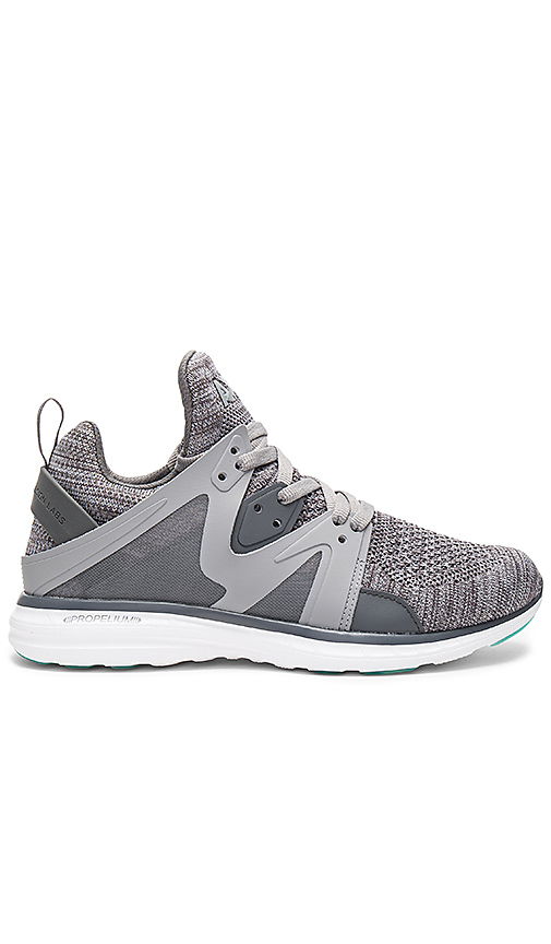 Athletic Propulsion Labs: APL Ascend in Charcoal. - size 8 (also in 8.5) AHPR-MZ44-8