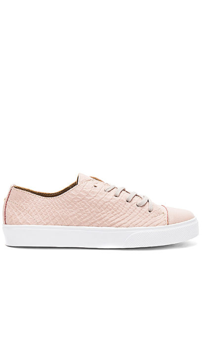 Kaanas Atacama Fashion Sneaker in Blush