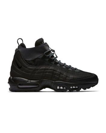 NIKE Air Max 95 Sneakerboot Shoe (zwart/antraciet/wit)