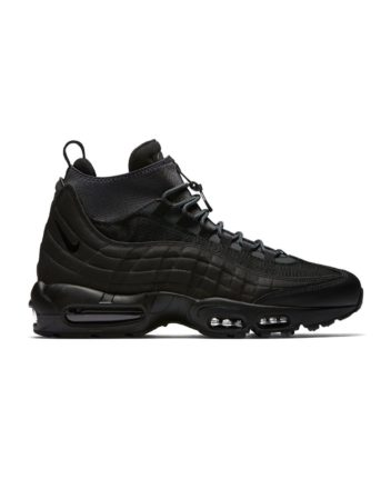 NIKE Air Max 95 Sneakerboot Shoe (Black/Black-Anthracite-White)