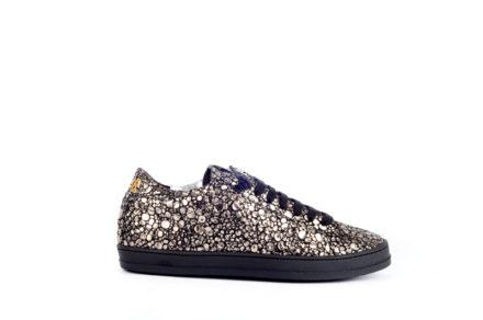 P448 Dames Sneakers (Goud/Brons)