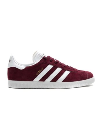 adidas Gazelle (maroon/ftwwht/goldmt)