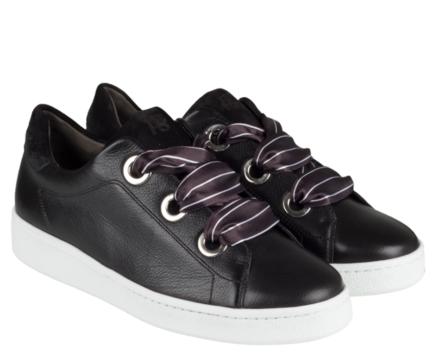 Paul Green Sneaker 4575 (Zwart)