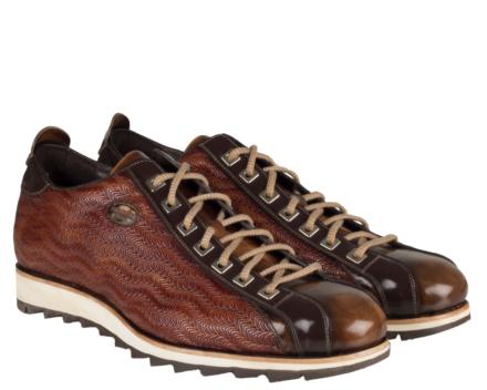 Harris Sneaker 0816 (Cognac | Camel)