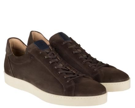 Giorgio Sneaker 96120 (Donker Bruin)