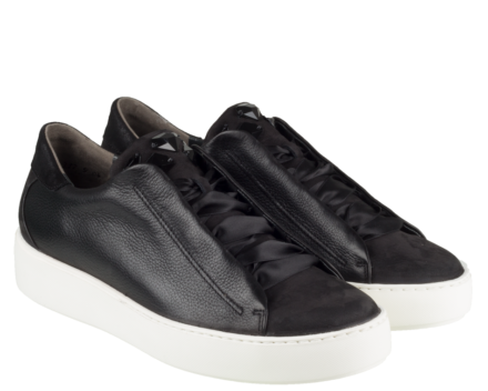 Paul Green Sneaker 4652 (Zwart)