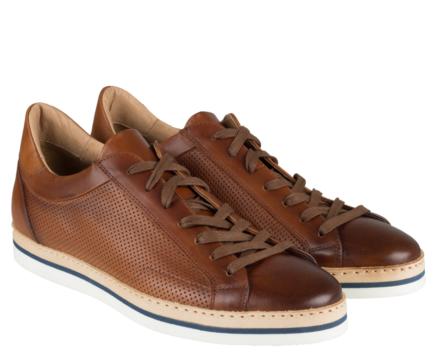 Giorgio Sneaker 49467 (Cognac | Camel)
