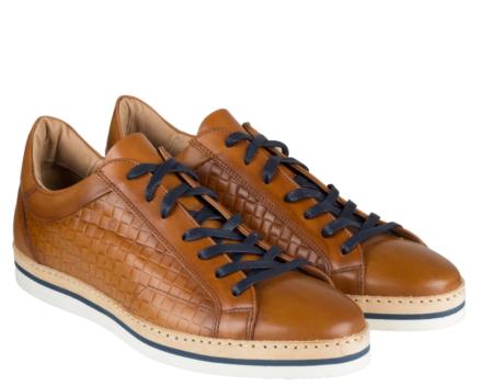 Giorgio Sneaker 49465 (Cognac | Camel)