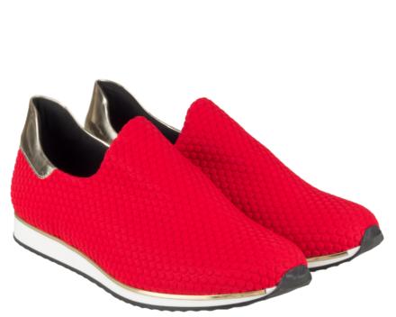 Lamica Sneaker Hiuma (Rood)