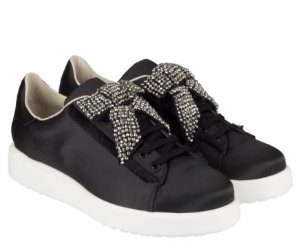 Alberto Gozzi Sneaker Cloe (Zwart)