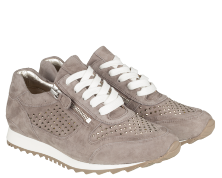 Hassia Sneaker 5-301932 (Taupe)