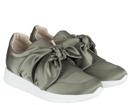 Alberto Gozzi Sneaker Aura (Groen)