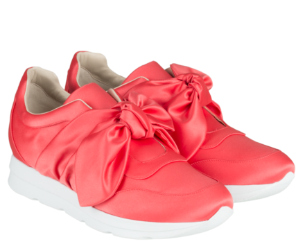 Alberto Gozzi Sneaker Aura (Rood)