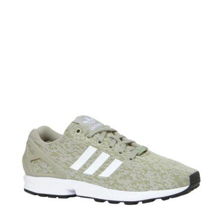 adidas originals ZX Flux sneakers (bruin)