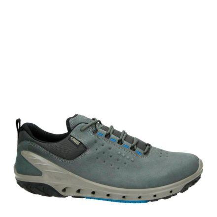 Ecco nubuck sneakers (grijs)