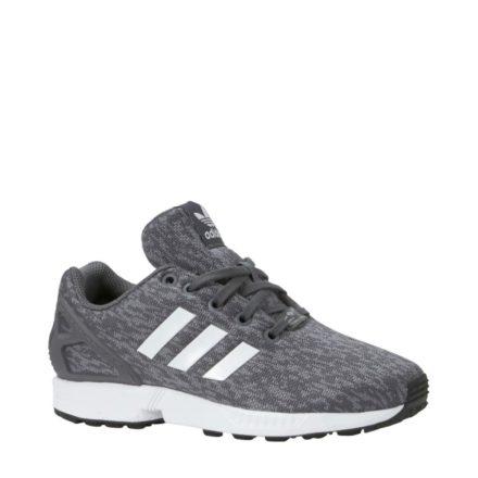 adidas originals ZX FLUX J sneakers kids (grijs)