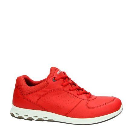 Ecco leren sneakers (rood)