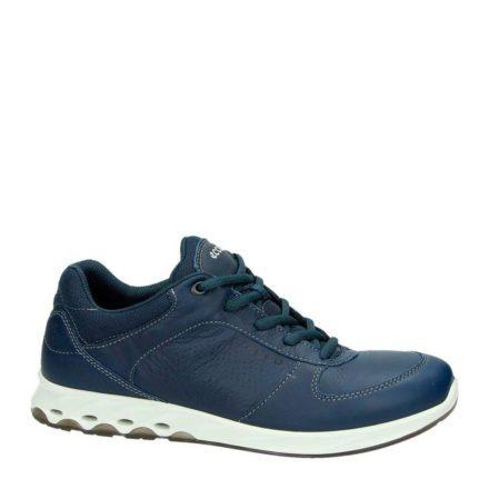 Ecco leren sneakers (blauw)