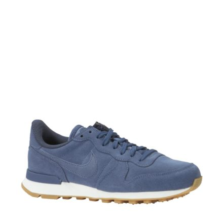 Nike Internationalist SE sneakers (blauw)