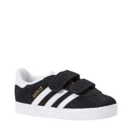 adidas originals Gazelle CF I sneakers kids (zwart)