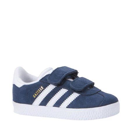 adidas originals Gazelle CF I sneakers kids (blauw)