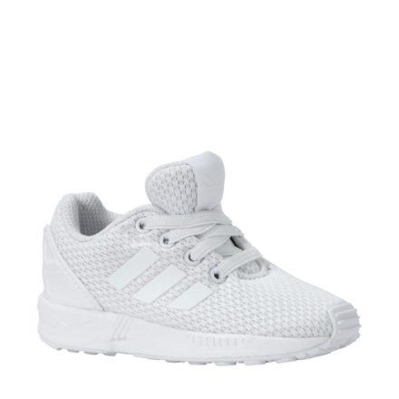 adidas originals ZX Flux EL I sneakers kids (wit)