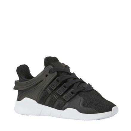 adidas originals EQT Support ADV I sneakers kids (zwart)