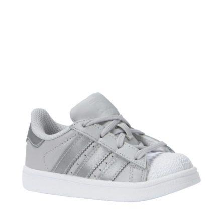 adidas originals Superstar I sneakers kids (grijs)